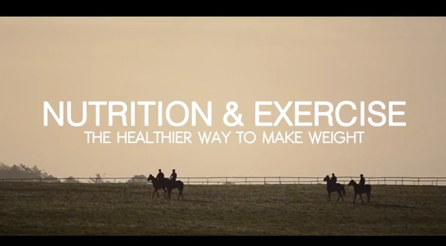 Jockey Nutrition & Exercise Documentary