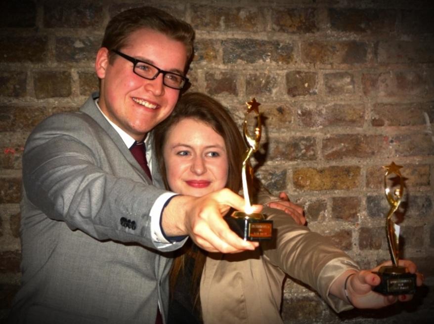 Sam,Aisling - Award