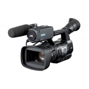 JVC GY-HM Camcorder