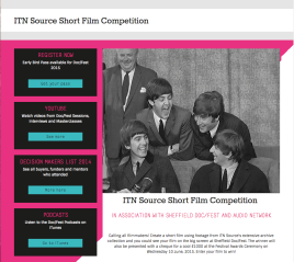 ITN Archive Competition