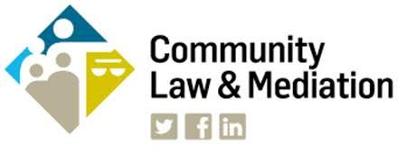 Comm Law & Med Logo